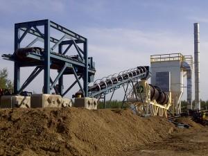 TD Steel frac loading hopper